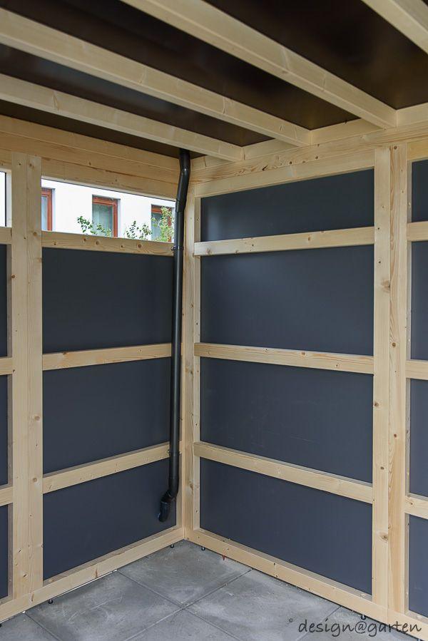 design gartenhaus gart zwei in m nchen design garten. Black Bedroom Furniture Sets. Home Design Ideas