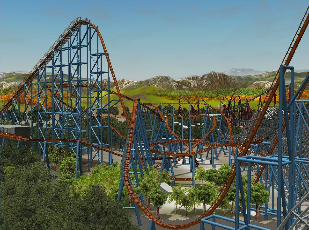 Coaster Park Tycoon is coming in 2016  It's a new PC game by