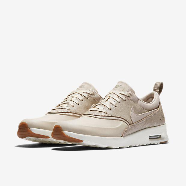 c2e4267c99b7 Nike Air Max Thea Premium Desert Camo Casual Sports Shoes