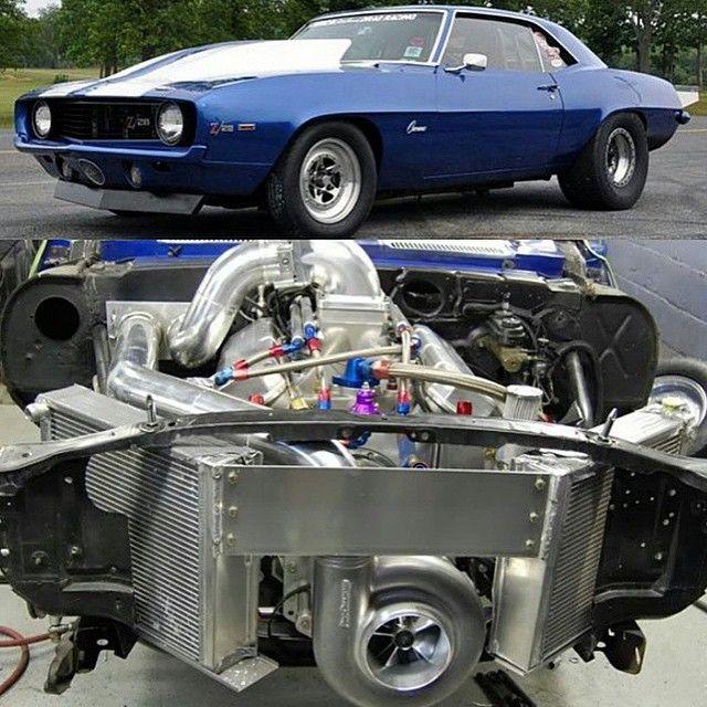 Precision Twin Turbo: F-Body Drag Racing