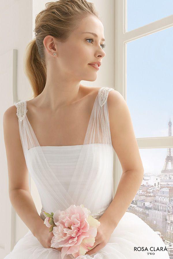 Rosa Clara Two 2016 Wedding Dresses