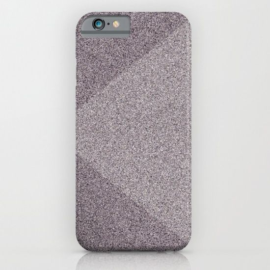 Textured Triangles iPhone & iPod Case