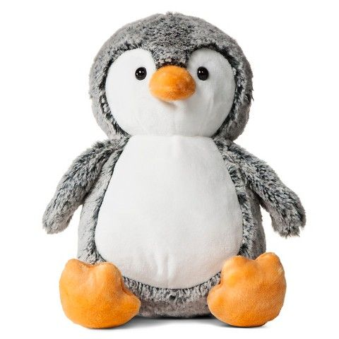 Circo Plush Doll Holiday Penguin Hey Target Baby Plush