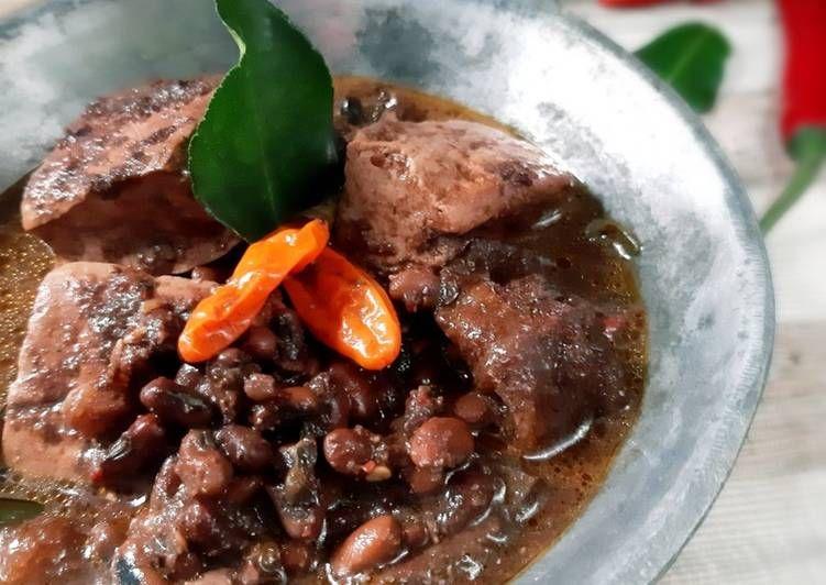 Resep Jangan Sayur Brongkos Tahu Kacang Tolo Oleh Lila W Lestari Resep Kacang Masakan Resep Masakan