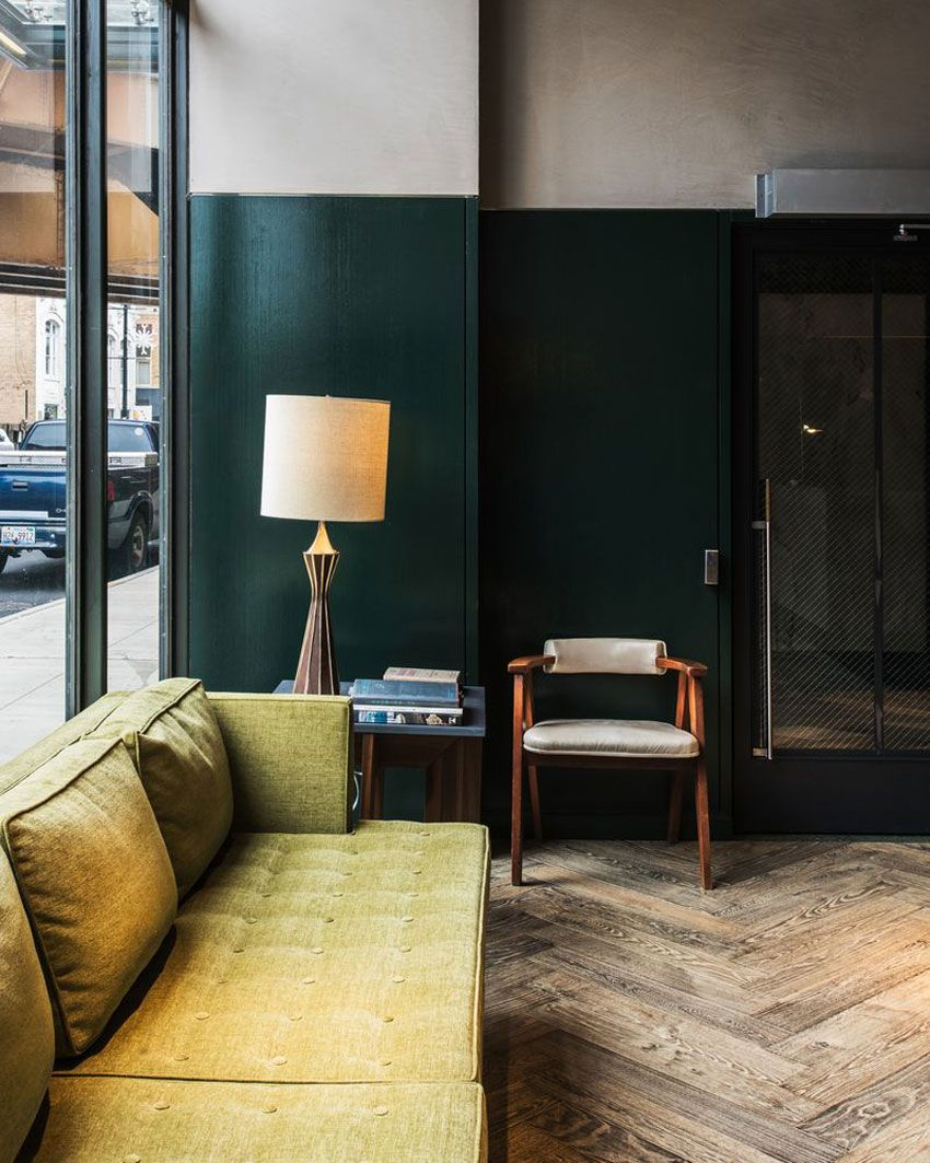 Minimalist Hotel Room: Grupo Habita Launches Two Sister Hotels In Chicago