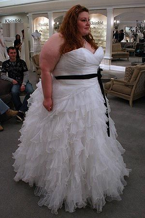 Plus Size Wedding Dress Featured Dresses Season 2 Say Yes To The TLC