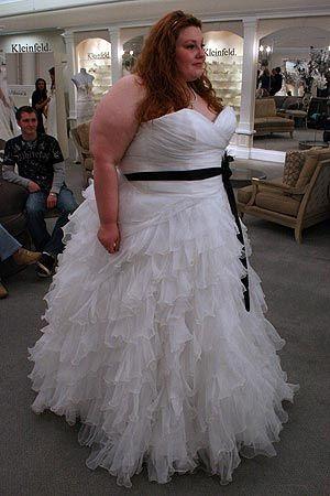 Plus size wedding dress | Weddings | Pretty wedding dresses ...