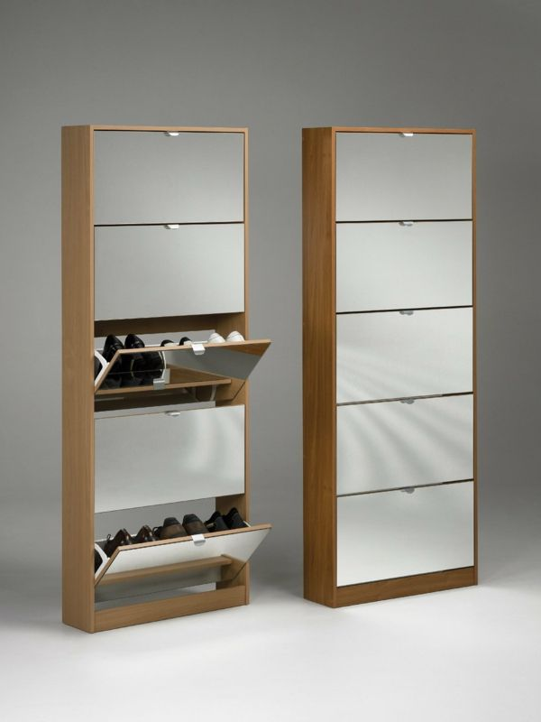Redoutable Meuble A Chaussures Avec Miroir Decoration