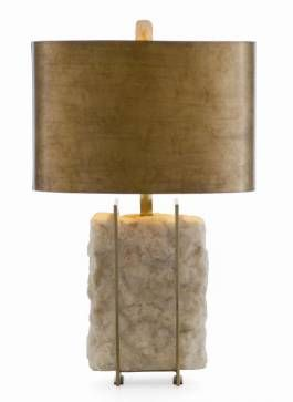 Marta Crystal Stone Table Lamp Home Decor Pinterest Table Lamp