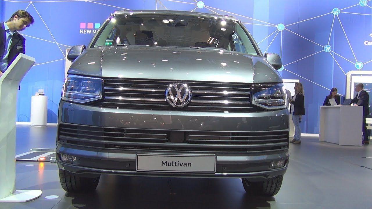 Volkswagen Transporter T6 Multivan Comfortline 2 0 Tdi 7dsg Combi Van 2019 Exterior And Interior Volkswagen Transporter Commercial Vehicle Volkswagen