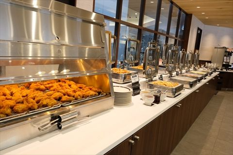 Photo of All-you-can-eat Kentucky chicken and 50 kinds of food …