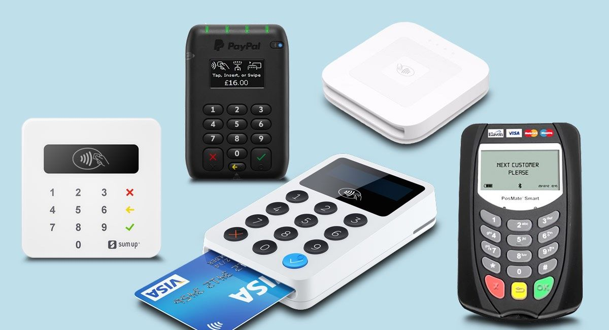 Five Best Card Machines For Small Businesses In The Uk Credit Card Machine Card Machine Credit Card