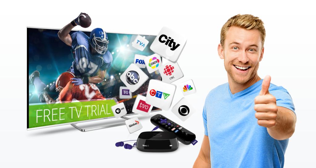 Roku Canada Watch live TV on your Roku player or Roku TV