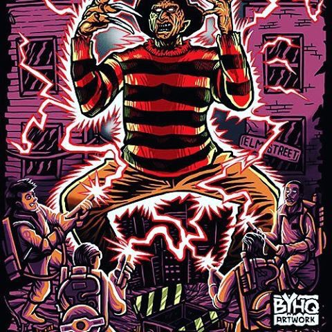 Pin by Jeanne Jones on Freddy Krueger Nightmare on ElmSt Pinterest