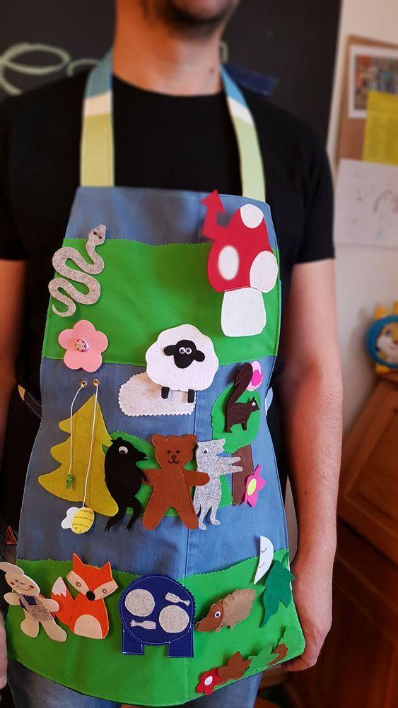 12 Formas De Hacer Mandiles O Delantales Para Maestras Costureras Manualistas O Cocineras P Modelos De Delantales Patrones De Costura De Delantal Delantales
