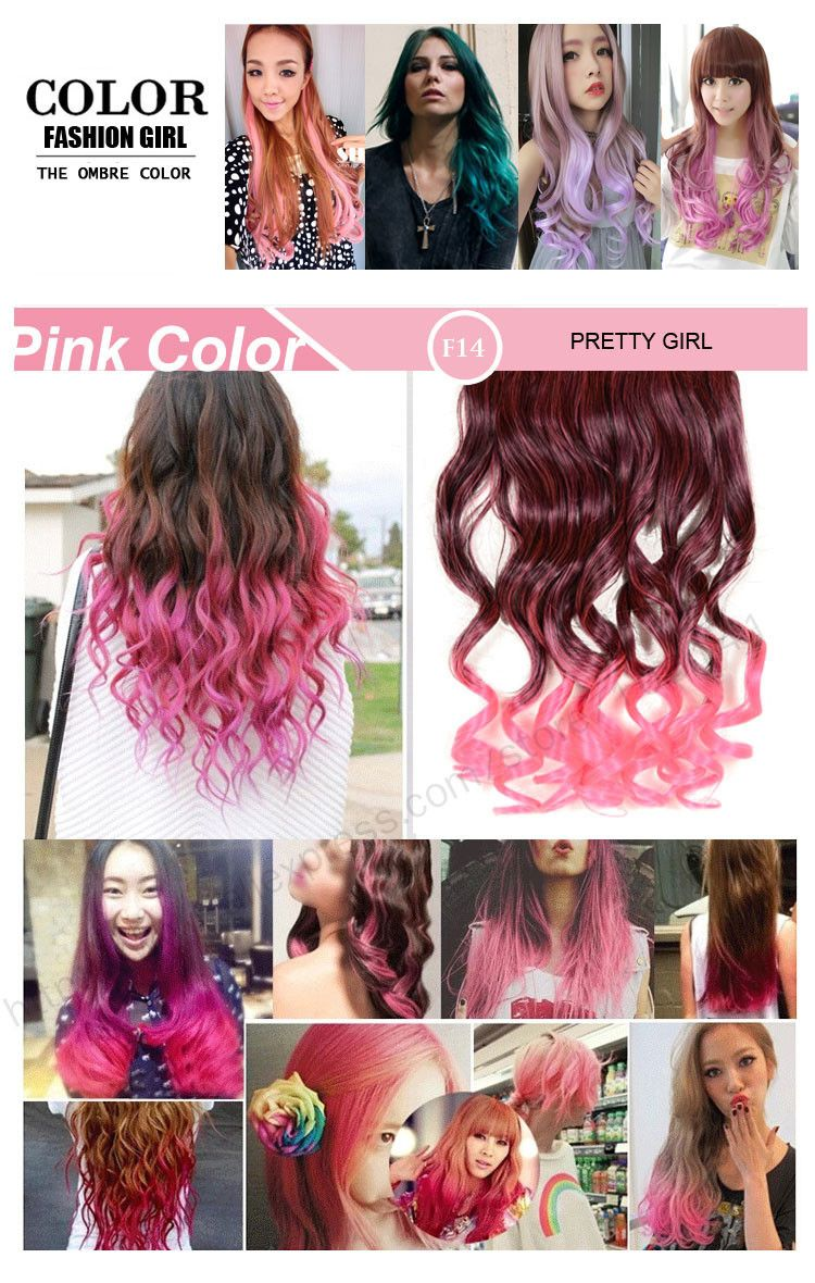 Aliexpress Buy Yestar Hair Long Wavy Curly Synthetic Clip In