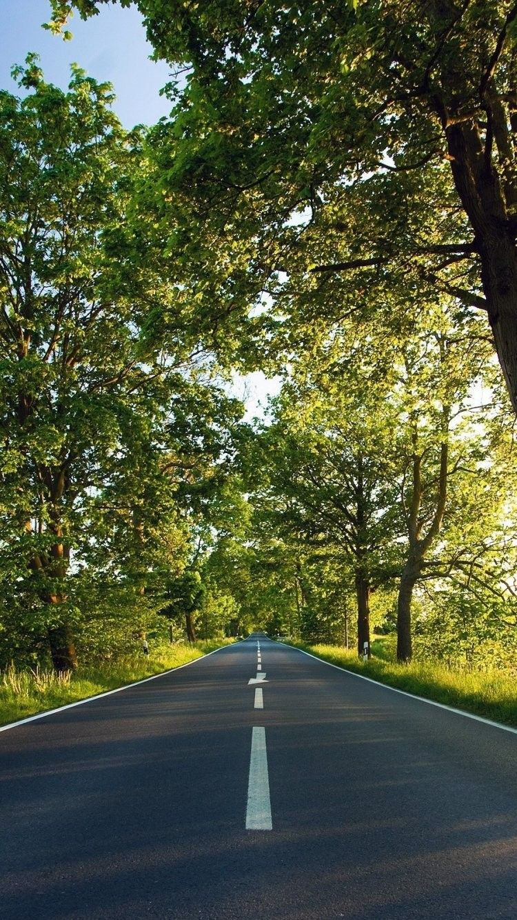 Country Road IPhone 6 Wallpaper 15222