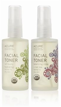 Organic and Natural Facial Care Products - Acure Organics