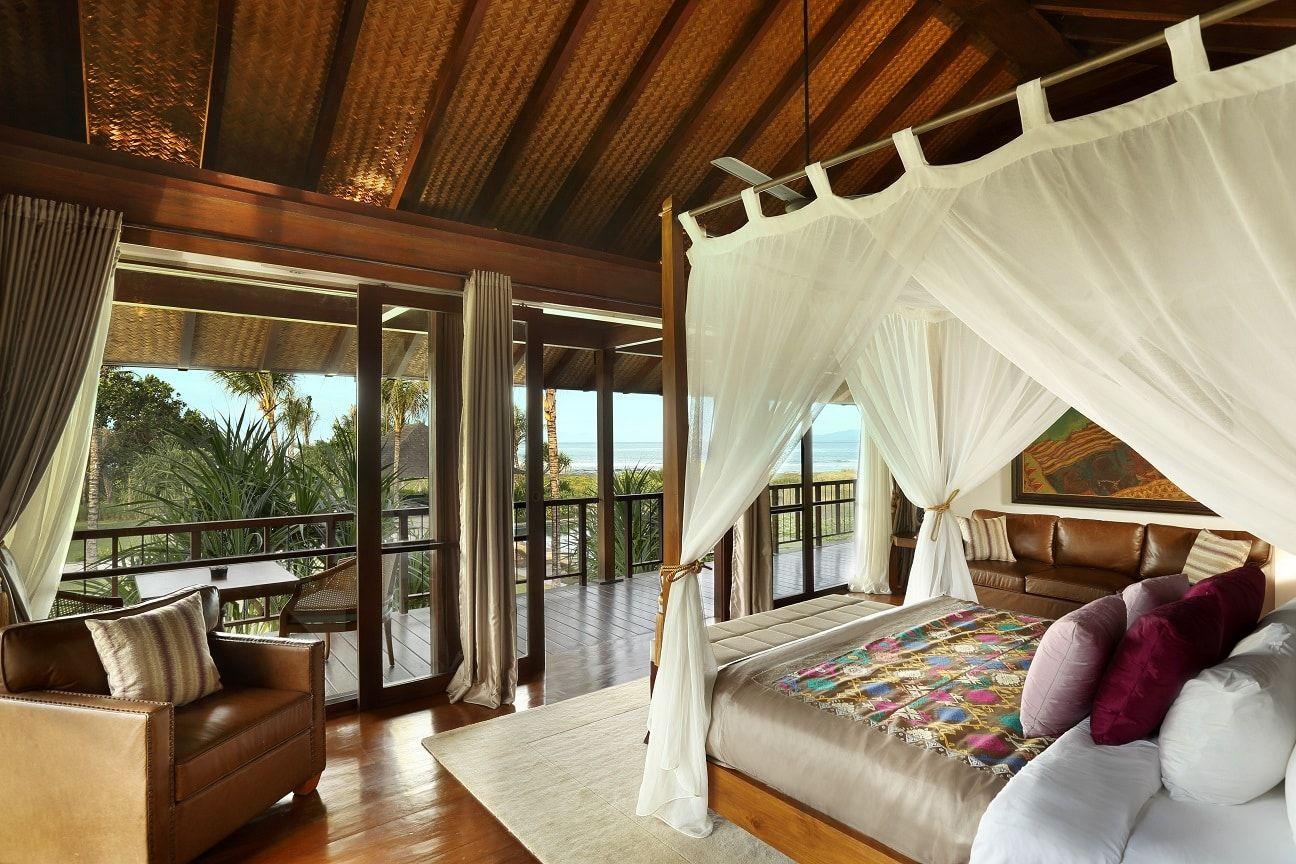belle chambre luxueuse balinaise #locationBali #BaliLuxuryVilla