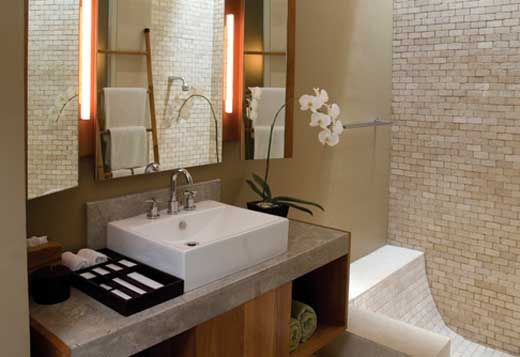 Bali style bathroom pinterest bathroom designs for Balinese bathroom design