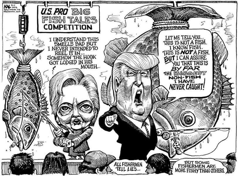 Kevin Kallaugher cartoon