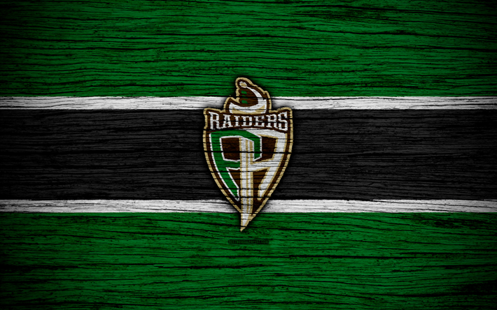 Download Wallpapers 4k Prince Albert Raiders Logo Whl Hockey Canada Emblem Wooden Texture Western Hockey League Besthqwallpapers Com Raiders Hockey Descargar Fondo De Pantalla