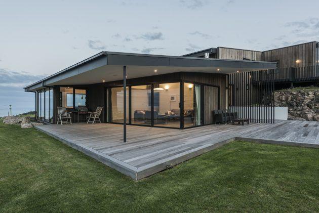 Mt Pleasant Home von Cymon Allfrey Architects in