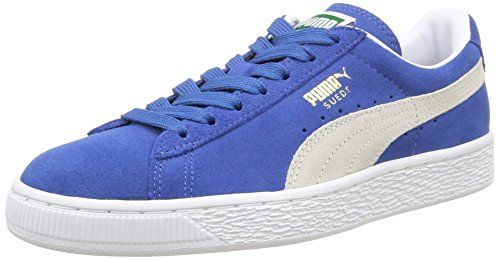 Puma Suede Classic, Unisex-Erwachsene Sneakers, Blau (olympian blue-white 64), 37 EU (4 Erwachsene UK) - http://on-line-kaufen.de/puma/37-eu-puma-suede-classic-unisex-erwachsene-8