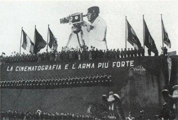 propaganda fascista cinema - Cerca con Google | Mussolini ...