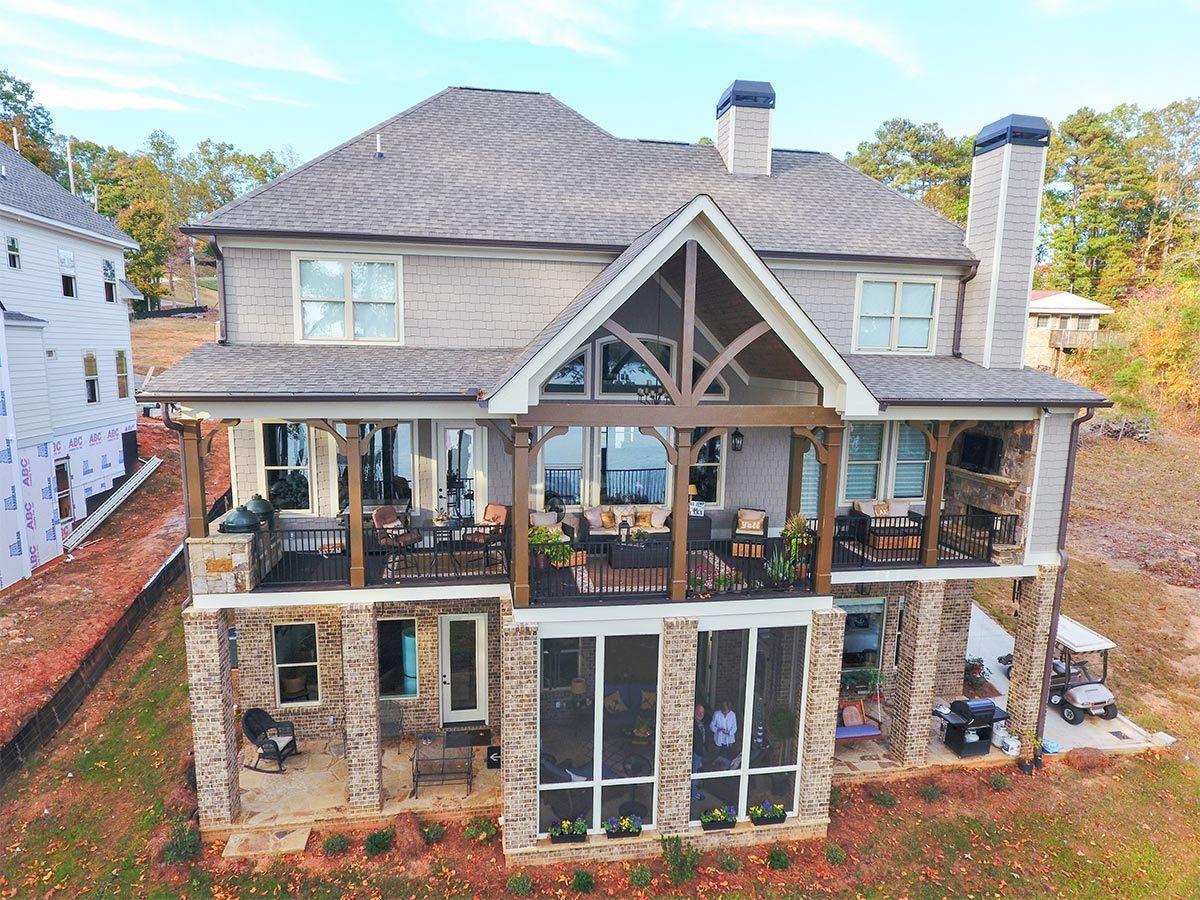 Plan tw luxury craftsman house plan craftsman house plans