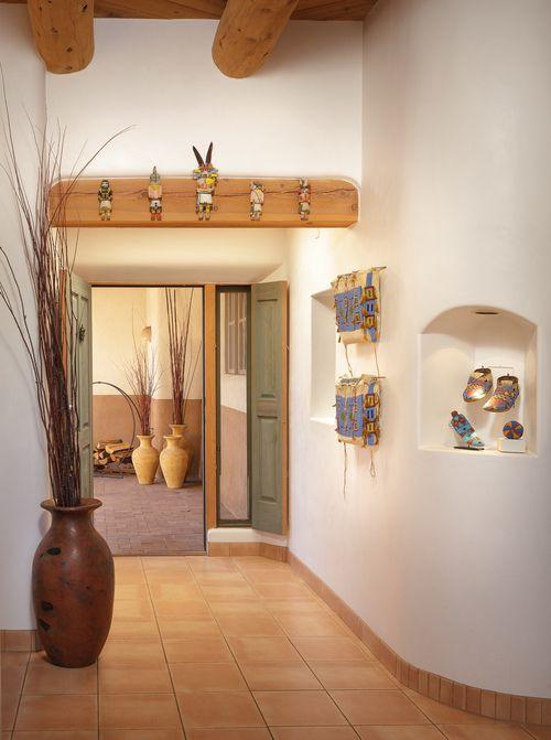 Santafe Style Interior Design Home