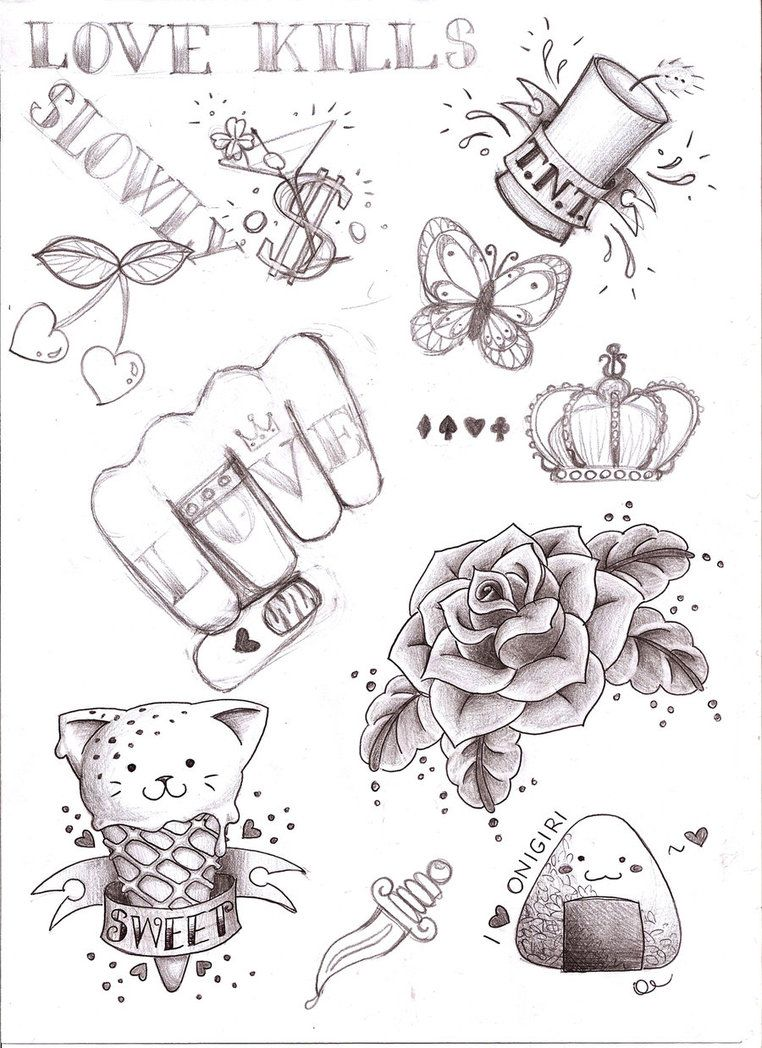 Traditional Tattoo Outlines : traditional, tattoo, outlines, Skull, Tattoo, Flash, Outline, Google, Search, Traditional, Flash,, Outline,