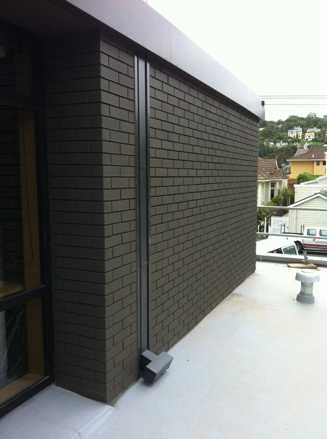 Image Result For Recessed Downpipe Detail Grangetown