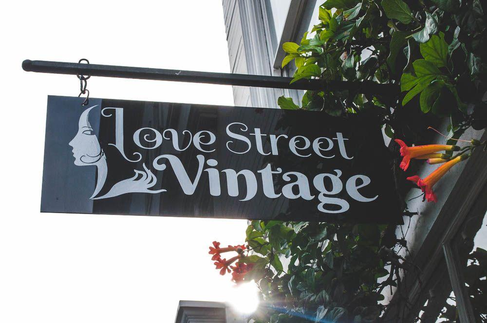Vintage Shopping Experience at Haight-Ashbury