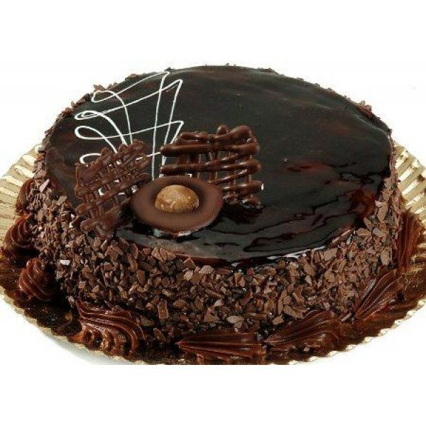 Dark Chocolate Cake If you want to give surprise then send fresh 1