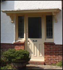 Canopies Door Entrances u0026 Porches - Georgian stone pediments Victorian u0026 edwardian porches & Canopies Door Entrances u0026 Porches - Georgian stone pediments ...