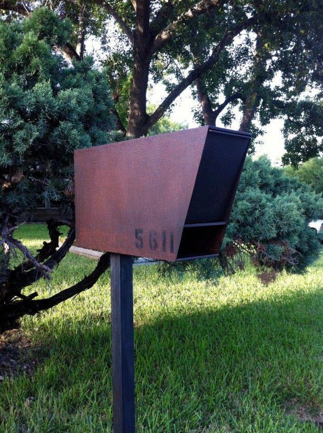 Mailbox Eifler Fredrick In 2018 Pinterest Mailbox Modern And Art