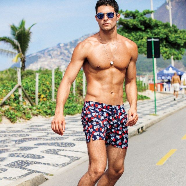40c1b9b96b5 The Best Shoes to Wear with Your Swim Trunks This Summer | Sartorial ...