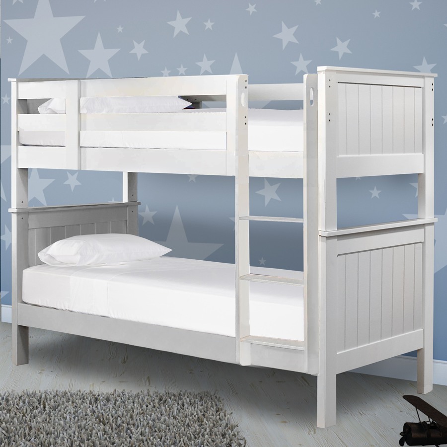 Hickory Bunk Bed Bunk beds, Bunk beds with stairs, Cool