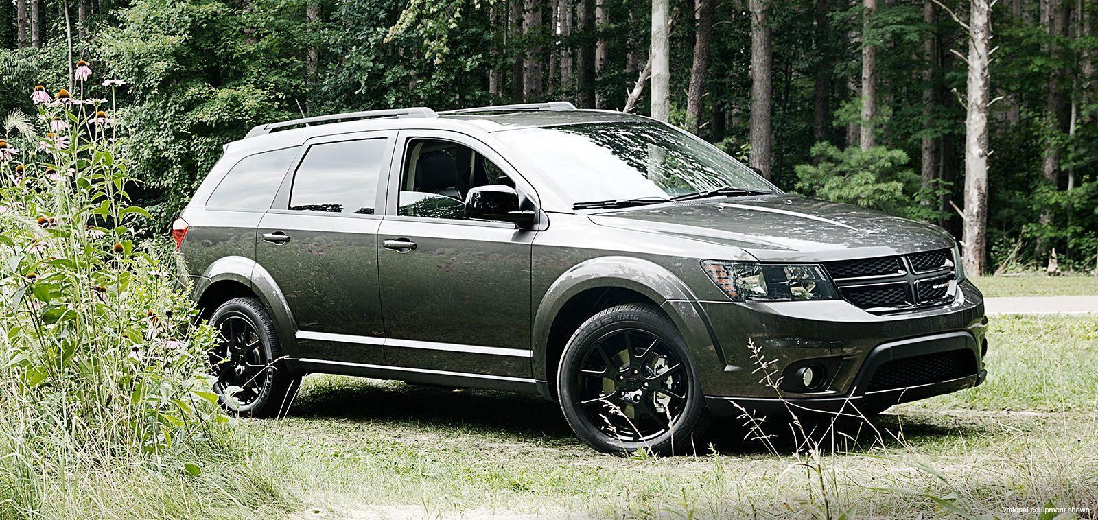 Affordable Midsize Crossover 2016 Dodge Journey Dodge Journey Crossover Suv