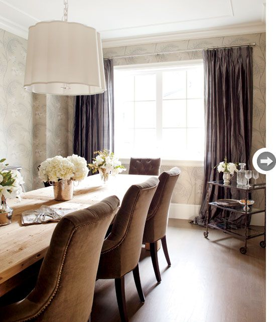 Elegant Tableware For Dining Rooms With Style: Dining Room Design, Beautiful