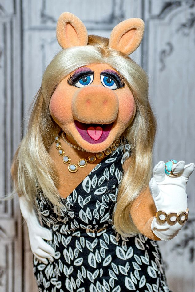Miss Piggy from The Big Picture: Today's Hot Photo