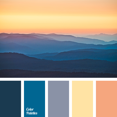 Color Palette No 1604