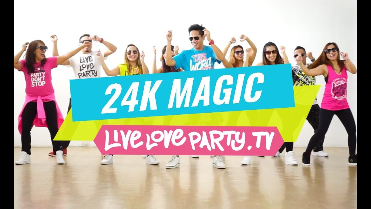 24k Magic Zumba Live Love Party We Are From Manila Philippines And We Love To Live Love Party Here S To A N Zumba Zumba Dance Workouts Zumba Workout