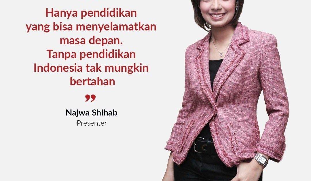 Gambar Kata Kata Untuk Wanita Karir Quote Inspiratif Najwa Shihab