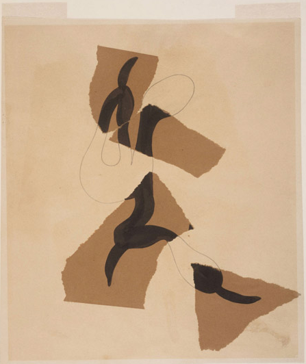 Hans Arp Composition 1937 Collage Of Torn Paper With India Ink And Graphite On Paper Sheet 11 160 3 4 X 9 Inches 2 Jean Arp Collage Artists Dada Collage There are 118 jean blanc for sale on etsy, and they cost $35.68 on average. jean arp collage artists dada collage
