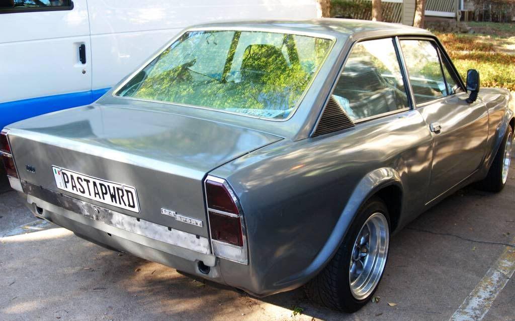 First Car Fiat 128 Sport Coupe Met Afbeeldingen Oldtimers