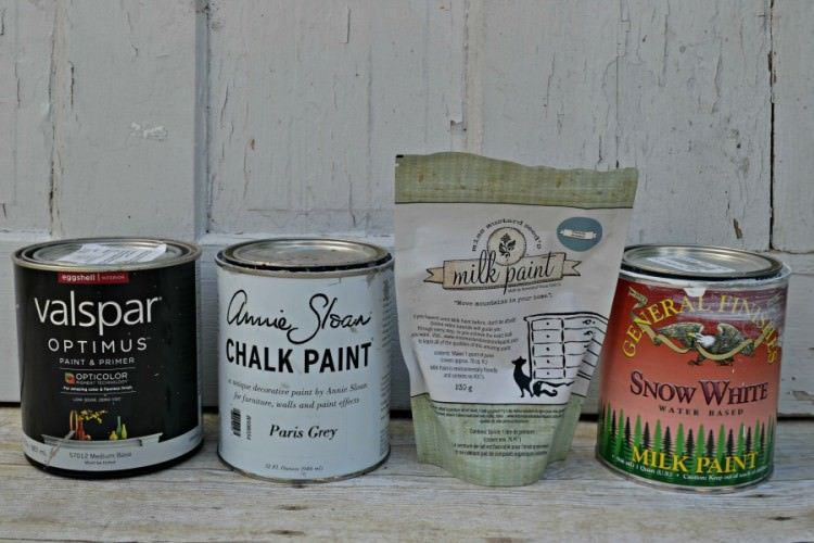 Best Type Of Paint For Furniture Cool Paintings Diy