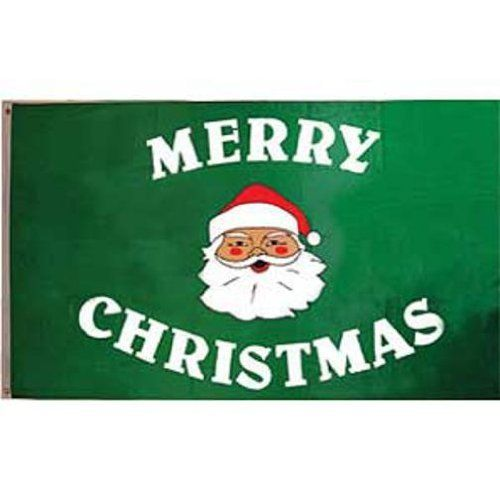 Merry Christmas Flag 3ft X 5ft You Can Find Out More Details At The Link Of The Image Christmas Flag Outdoor Holiday Decor Flag Decor