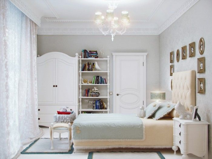 Diseño de Interiores \ Arquitectura 100 Diseños de Habitaciones - diseo de habitaciones para nios